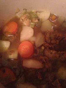 Healthy soup option for cold an d flu season