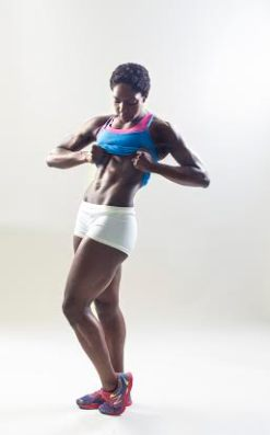 Mayy Onyango,  Certified  Zumba Instructor,  AFAA & Schwinn Certified Group Fitness Instructor