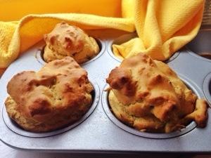 gluten-free avocado biscuits.gluten-free avocado biscuits.